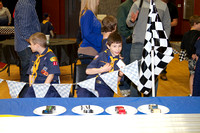 Pinewood Derby 2014 - Wolf Cubs
