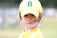 Bears v. Braves T-ball 5-4-13